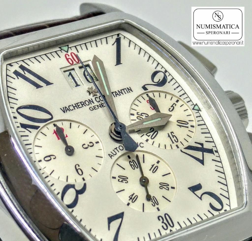 Vacheron Constantin Chronograph numeri arabi