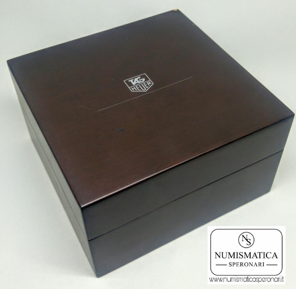 Monaco Tag Heuer box