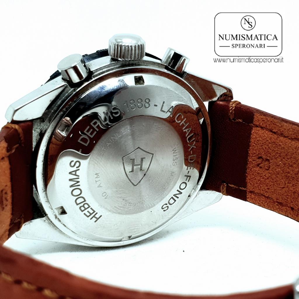 Hebdomas Chronograph cassa a vite