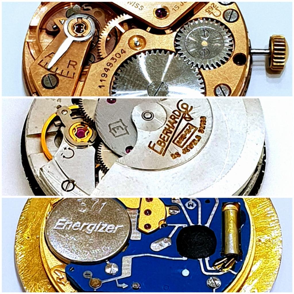 Movimenti orologi da polso, tipologie e differenze.