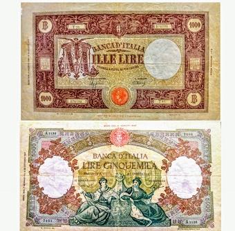 Numismatici Milano Acquisto banconote