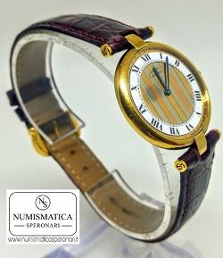 Orologi usati Milano must de Cartier