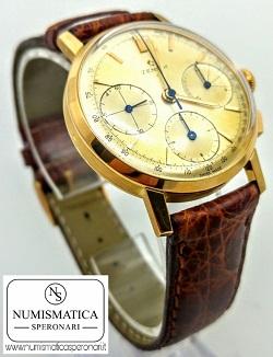 Orologi usati Milano Zenith Chronograph