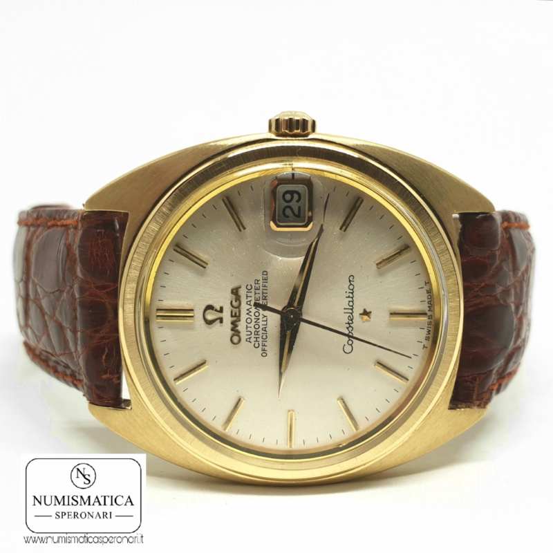 Omega Constellation Vintage oro