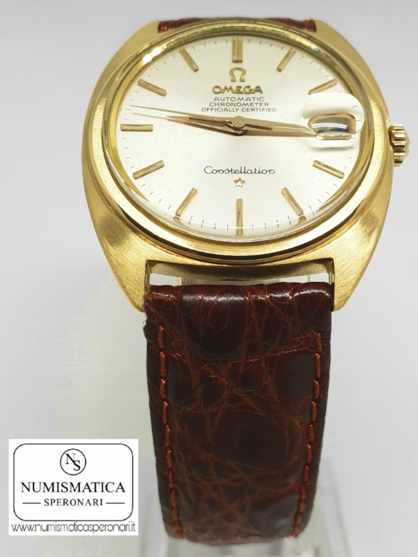 Omega Constellation Vintage 168.017