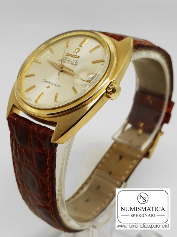 Omega Constellation Vintage 168.009