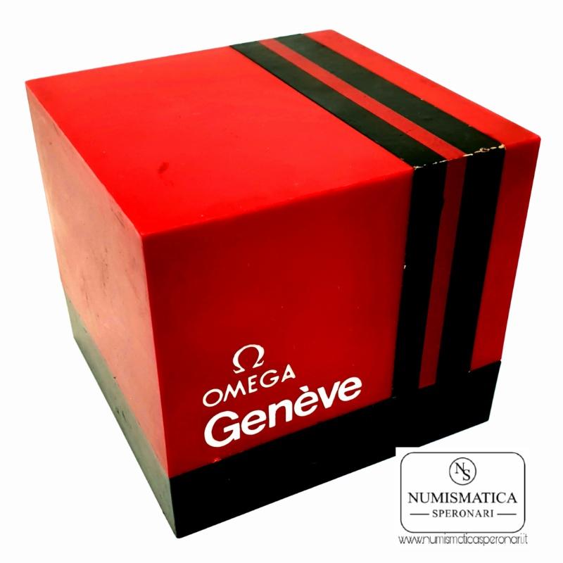 Omega Geneve Automatic box