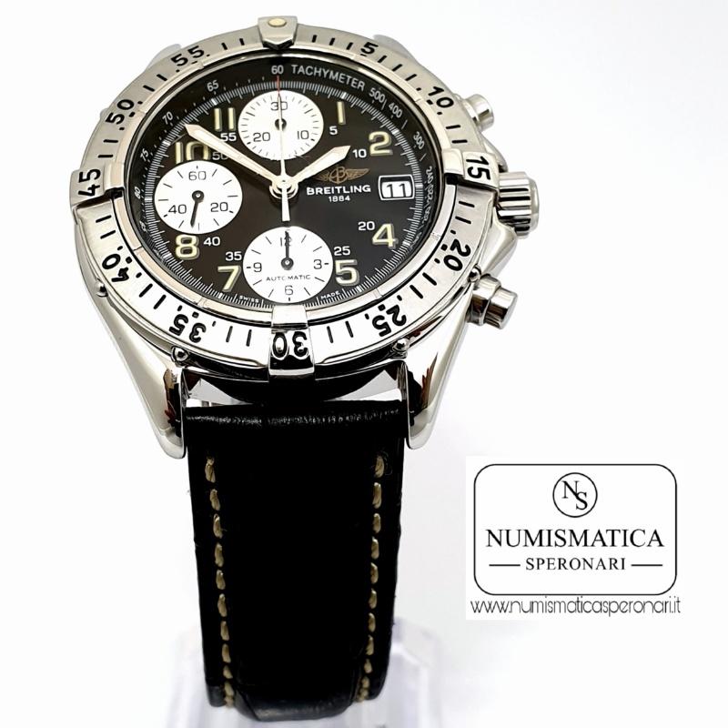 Breitling Colt Chronograph acciaio, Numismatica Speronari, via Speronari 7 MIlano