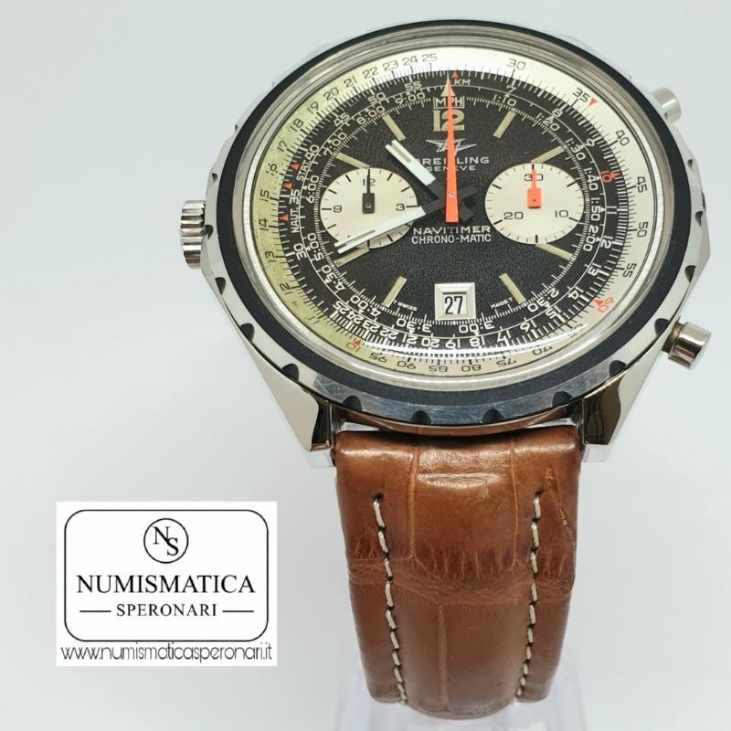 Breitling Navitimer 1806 automatico, Numismatica Speronari. via Speronari 7 Milano