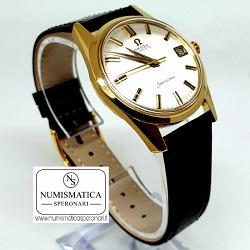 orologi usati Milano Omega Seamaster 14701, Numismatica Speronari, via Speronari 7 Milano.