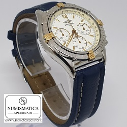 Orologi usati Milano Breitling B30011 Chronograph, Numismatica Speronari, via Speronari 7 MIlano