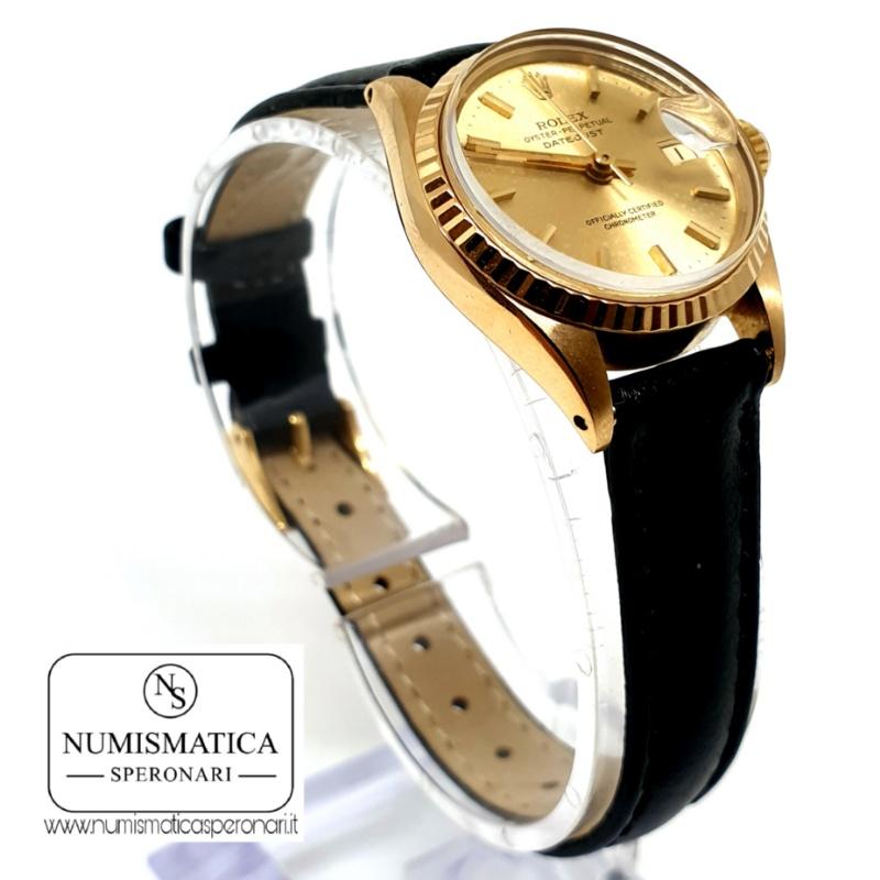 Rolex Datejust Lady Oro