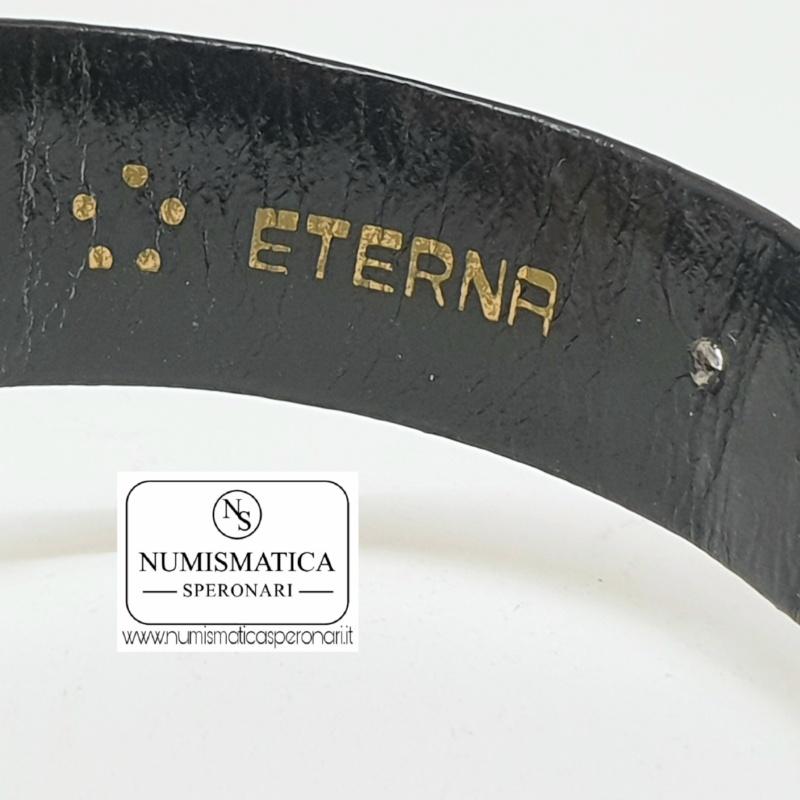 Eterna Centenaire 61 cinturino