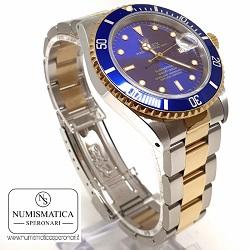 orologi-usati-milano-submariner-rolex-16613-numismatica-speronari-via-speronari-7-milano
