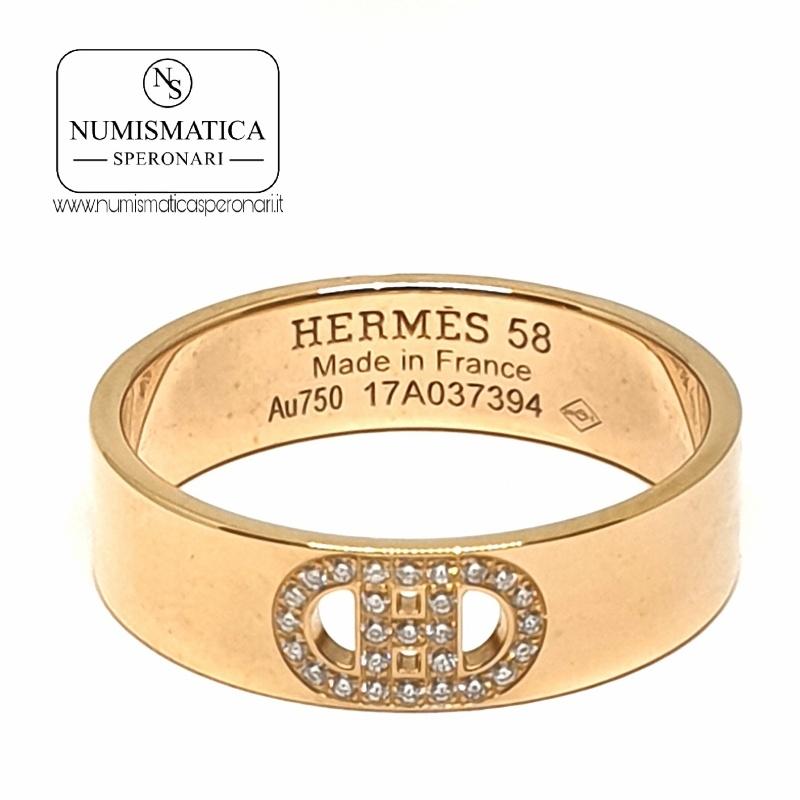 Anello Hermes