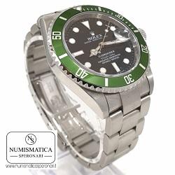 orologi-usati-milano-rolex-submariner-ghiera-verde-numismatica-speronari-via-speronari-7-milano