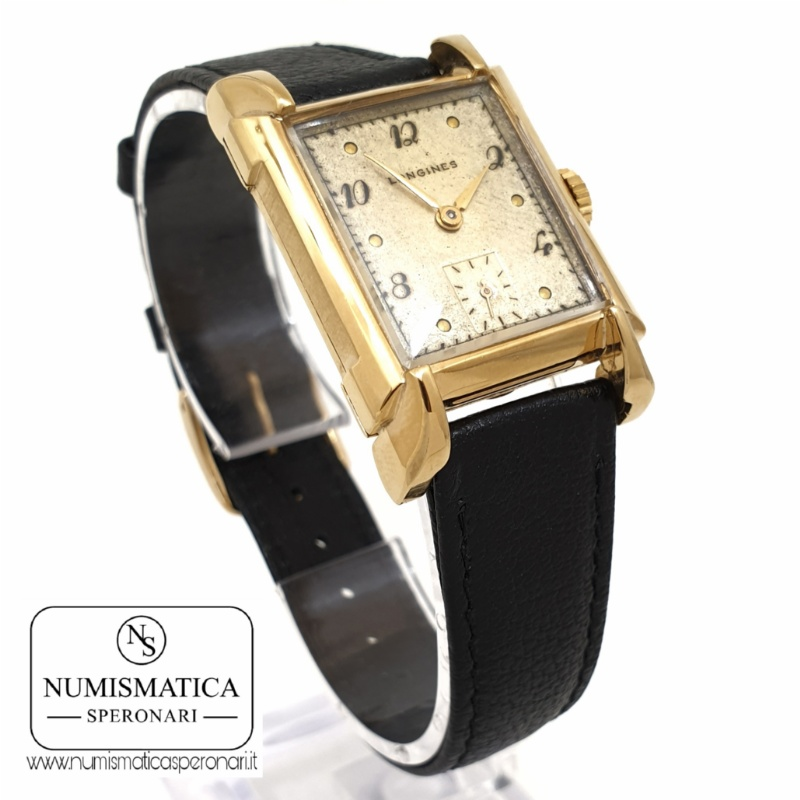 Longines Wittnauer Gold filled